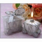 Car shaped wedding candle images