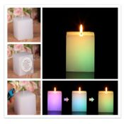 Color Changing Flickering Candle images