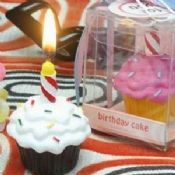 Cup cake birthday candle images