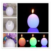 Round ball shaped candles images