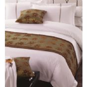 100 % Cotton Flower Pattern Luxury Hotel Bed Linen Duvet Cover images