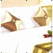 Cotto Sateen Luxury Hotel Bed Linen For Plain Weave images