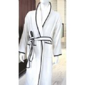Jacquard Cotton Luxury Hotel Bathrobes images