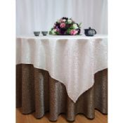 Silk-like Material , OEM , Table Setting Napkin images