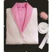 Waffle Pink Luxury Hotel Bathrobes for Girls images