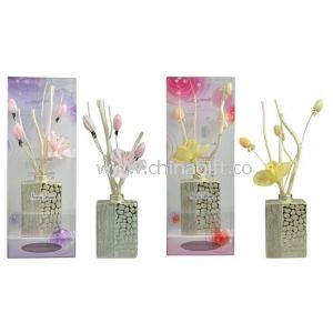 Colorful 50ml Glass Bottle Bubble Bath Gift Set