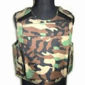 Camouflage Alloy Steel Military Bulletproof Vest images