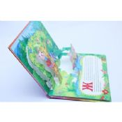 Glossy Art Paper 3D Pop-Up Card Printing For Boardbook images