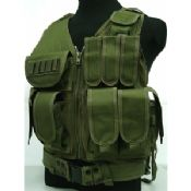 High Density Womens / Mens Paintball Tactical Vest images