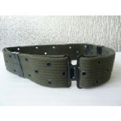 Adjustable Outdoor Tactical Combat Belt For Camping images