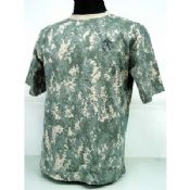 Army Digital ACU Short T Shirt images