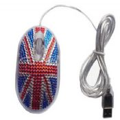 Customized rhinestone mouse images