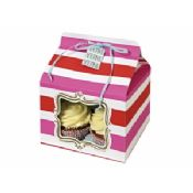 Environmental Cupcake Recycled Paper Boxes images