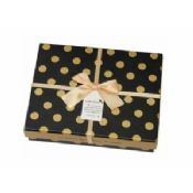Luxury Polkas Dots Chocolate Gift Box images
