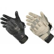 Military Elastic Sand Cuff Handgun Shooting Gloves images