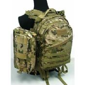 Military Tactical Combat Backpack Use for Outdoor Assault Bags images