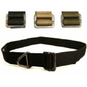 Tactical Combat Belt With Durable Metal Hook images