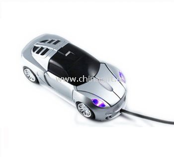 Bentley wired car mouse