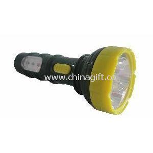 6 LED Plastic Torch Flash Torch