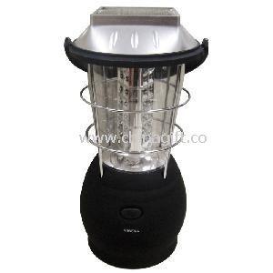 Lampe de Camping LED Rechareble lanterne solaire halogène