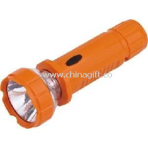 Rechargeable Battery LED Torch Light