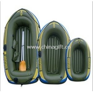 0.55mm PVC Inflatable Boat Army Green