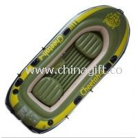 Fishing Rigid PVC Inflatable Boat With 2 Valves , 3P Free