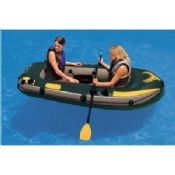 Custom Logo 2 Person PVC Inflatable Boat For Rowing images