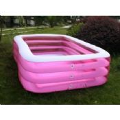 Giant Inflatable Swimming Pools Square For Family Use images