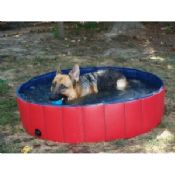 Pvc Portable Pet Bath Tub Inflatable images