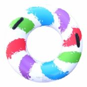 Single Round Pvc Inflatable Water Towable Tubes images