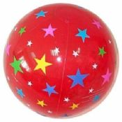 Colorful PVC Inflatable Beach Balls images