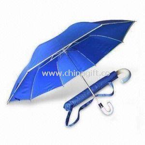 2 Folding Umbrellas