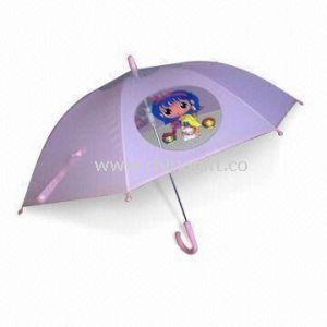 21-inch x 8K PVC Umbrella with Straight