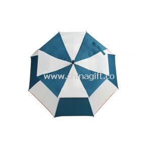 Durable Double Canopy Golf Umbrella