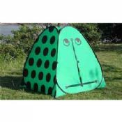 One person Green children tents images