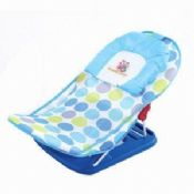 Babys bather with soft pillow images