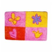 Butterfly Heart Bath rug images