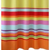 Stripe Shower Curtain images