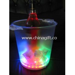 Beautiful Flashing Cup Flashing ice bucket