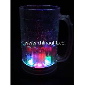 Beer cup Flashing Cup , 6 multicolor Leds