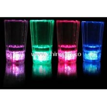 Small ice cup , Flashing Cup with 3 multicolor Leds images