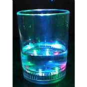 Flashing medium Cup with 6 multicolor Leds images