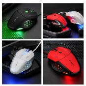 LED light gaming mouse images
