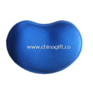 Comfort Cloth Surface Ergonomic Gel Pillow for Computer