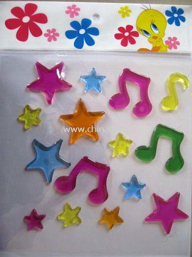 Jelly Deco Sticker-68