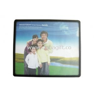 Large Personalized Photo Frame Mouse Pad with Valuable Family Photo for Gift