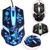 LED USB GAMING MOUSE images