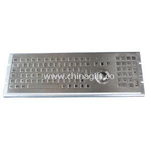 Vandal Resistant keyboard