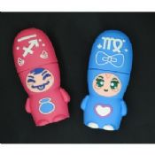 Mode Cute Cartoon USB 2.0 Flash Drive / Novelty Flash Drives images